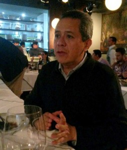 José Cabrera dirige el programa Corcho Gourmet
