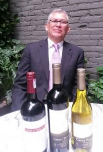 Ernesto Peña, Wine Ambassador y gerente del área internacional de E&J Gallo Winery