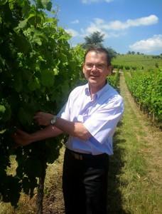 Philippe Durst, gerente de Exportaciones