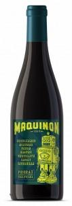 Botella Maquinon 2014