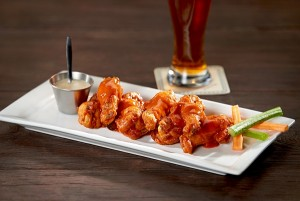 Amber Wings (Red Hot)