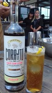 Corajito coctel