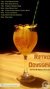 Retro Oddysey