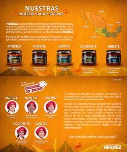 Salsas Regionales Herdez