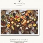 thanksgiving JW Marriott