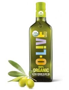 O-LIVE Organic spec sheet Español