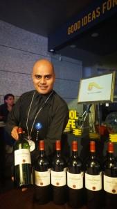 Patrocinador vinos