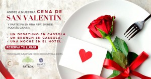 Cena San Valentin
