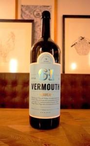 Vermouth61 botella